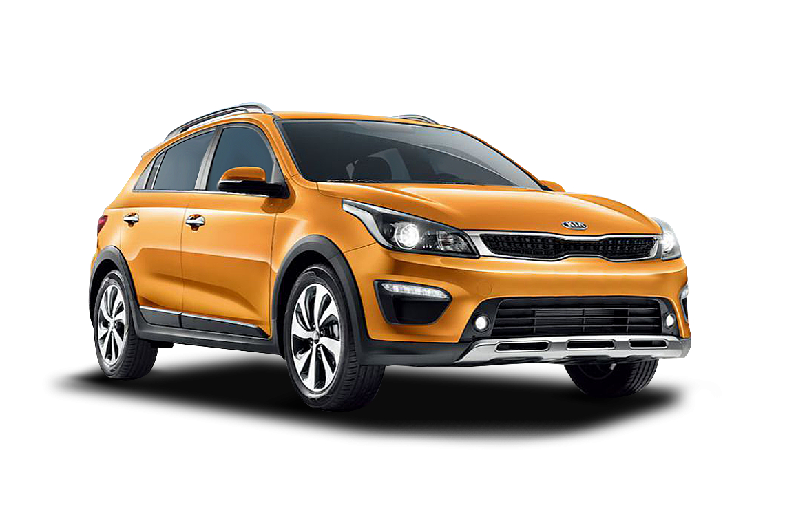 KIA Rio X-Line 2018 rent in Dubai