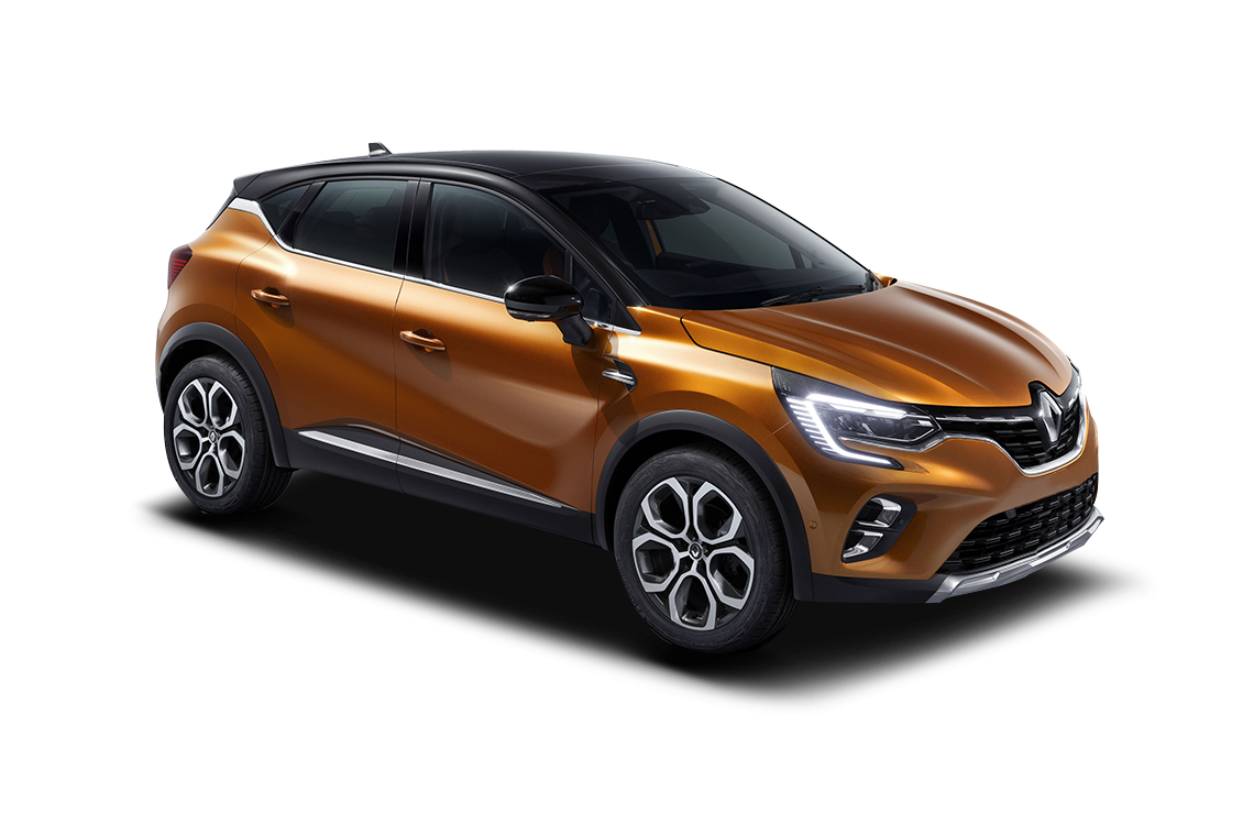 Renault Captur 2018 rent in Dubai