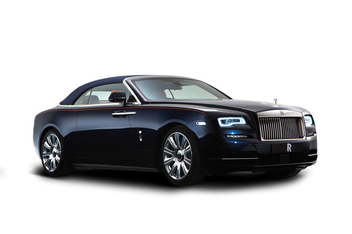 Rolls Royce Dawn 2019 rent in Dubai