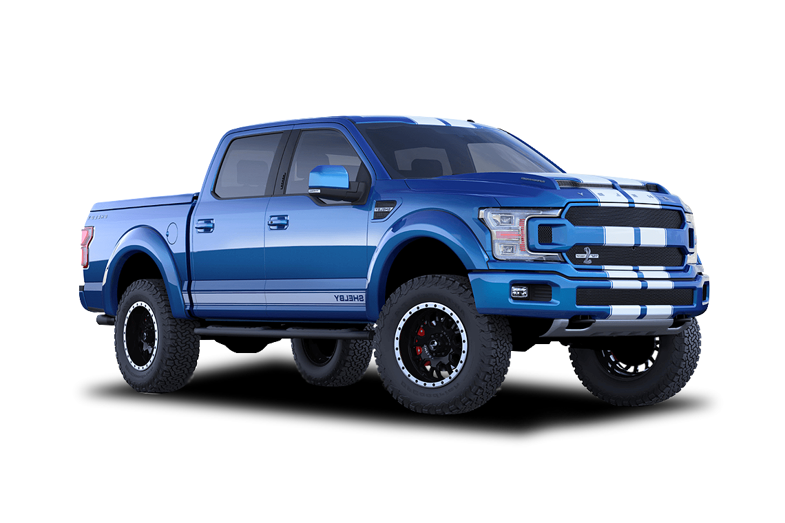 Ford F150 Shelby 2019 rent in Dubai