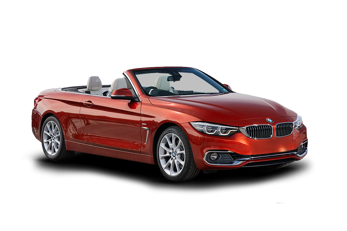 BMW 420 Convertible 2017 rent in Dubai