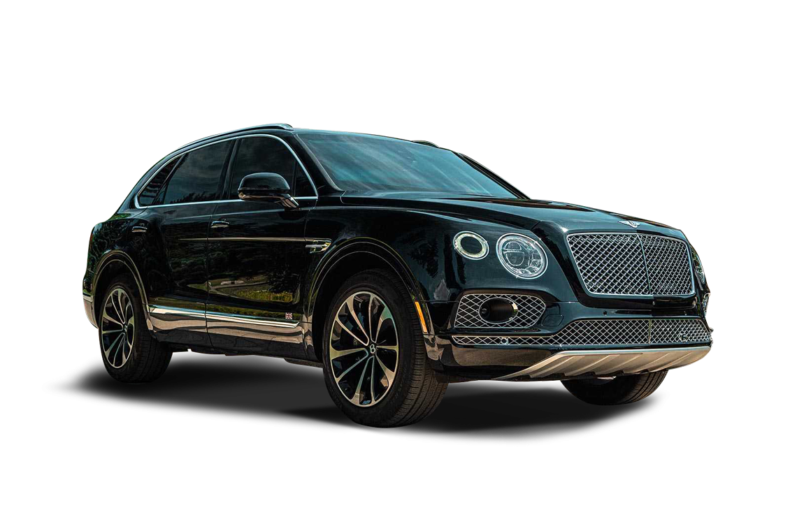 Bentley Bentyaga 2018 на прокат в Дубае