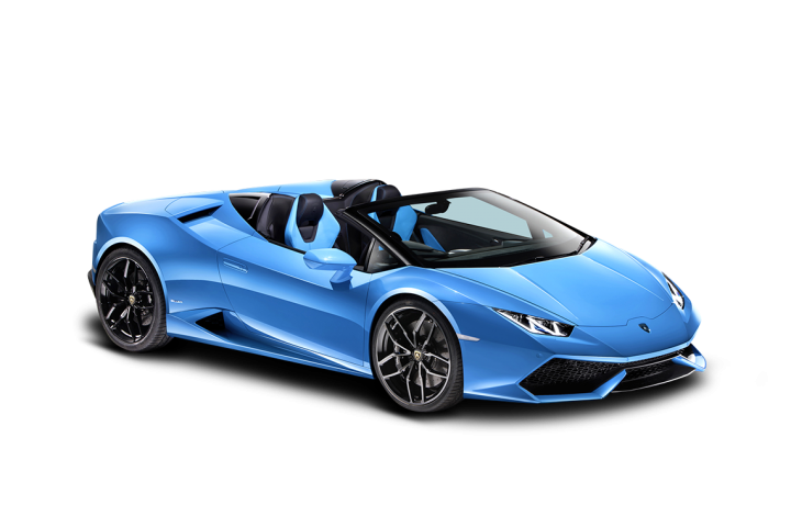 Rent Lamborghini Huracan Spider in Dubai