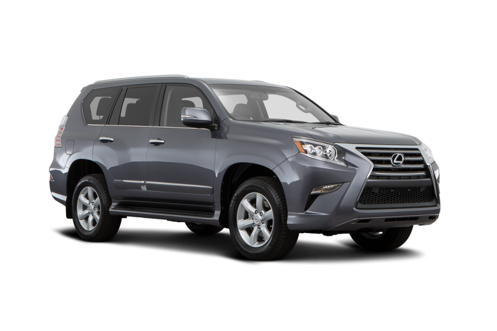 Rent Lexus GX in Dubai