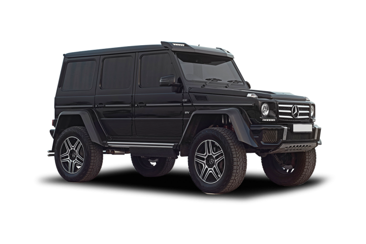 Rent Mercedes G500 Brabus in Dubai
