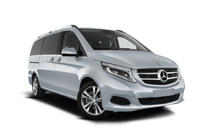 Rent Mercedes V Class in Dubai