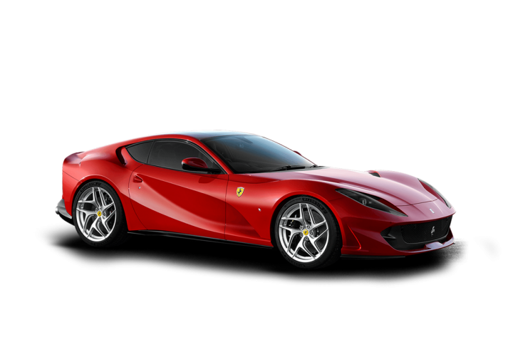 Rent Ferrari 812 Superfast in Dubai