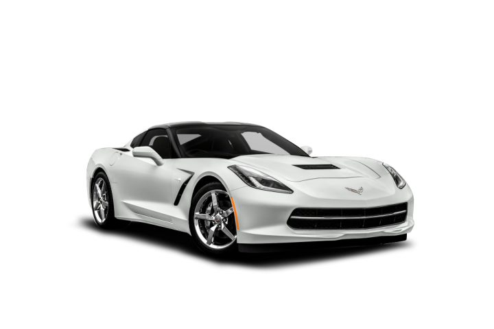 Rent Corvette Stingray in Dubai