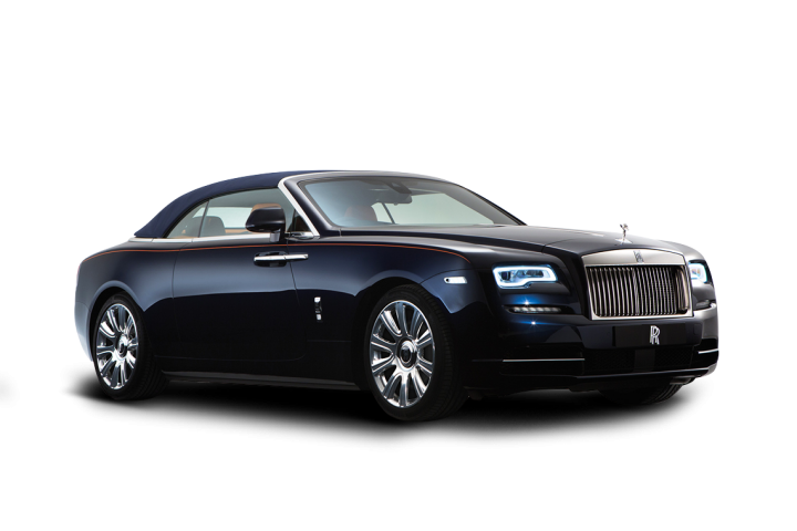 Rent Rolls Royce Dawn in Dubai
