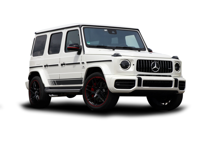 Rent Mercedes G63 AMG in Dubai