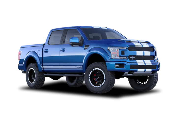 Rent Ford F150 Shelby in Dubai