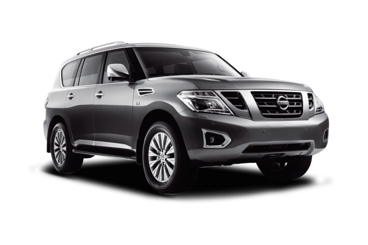 Rent Nissan Patrol Platinum in Dubai