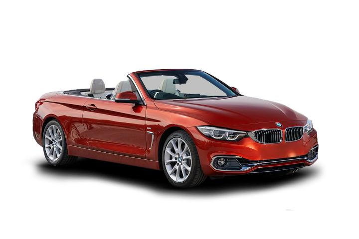 Rent BMW 420 Convertible in Dubai