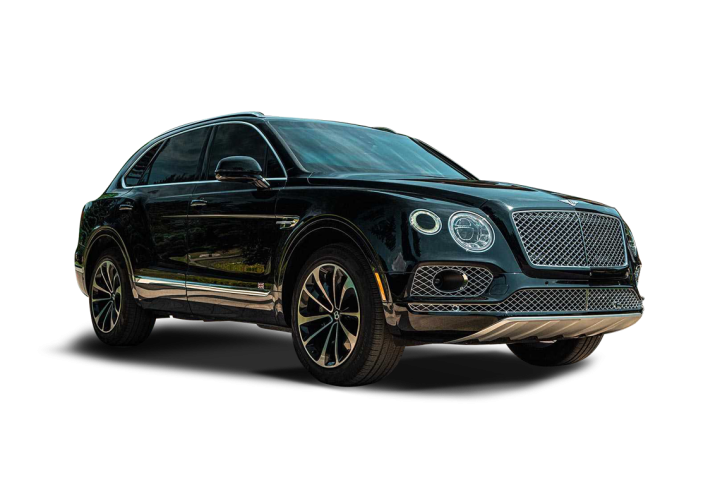 Bentley Bentyaga 2018